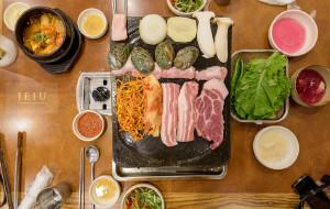 韩国美食-豚