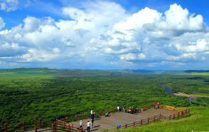 【哈尔滨图片】一路美景边走边玩 — 在内蒙古呼伦贝尔大草原的欢乐时光