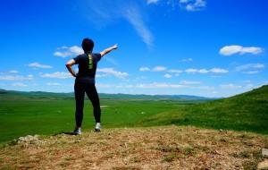 【太仆寺旗图片】#消夏计划#锡林郭勒盟-拉仇恨的草原