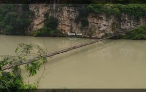 【汉源图片】#消夏计划#极限:重庆-乐山-大渡河峡谷-雅安汉源——摩行318摩行西藏 之前传3