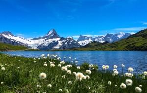 【阿尔卑斯山图片】徒步在阿尔卑斯山脉——七月意瑞行之瑞士篇