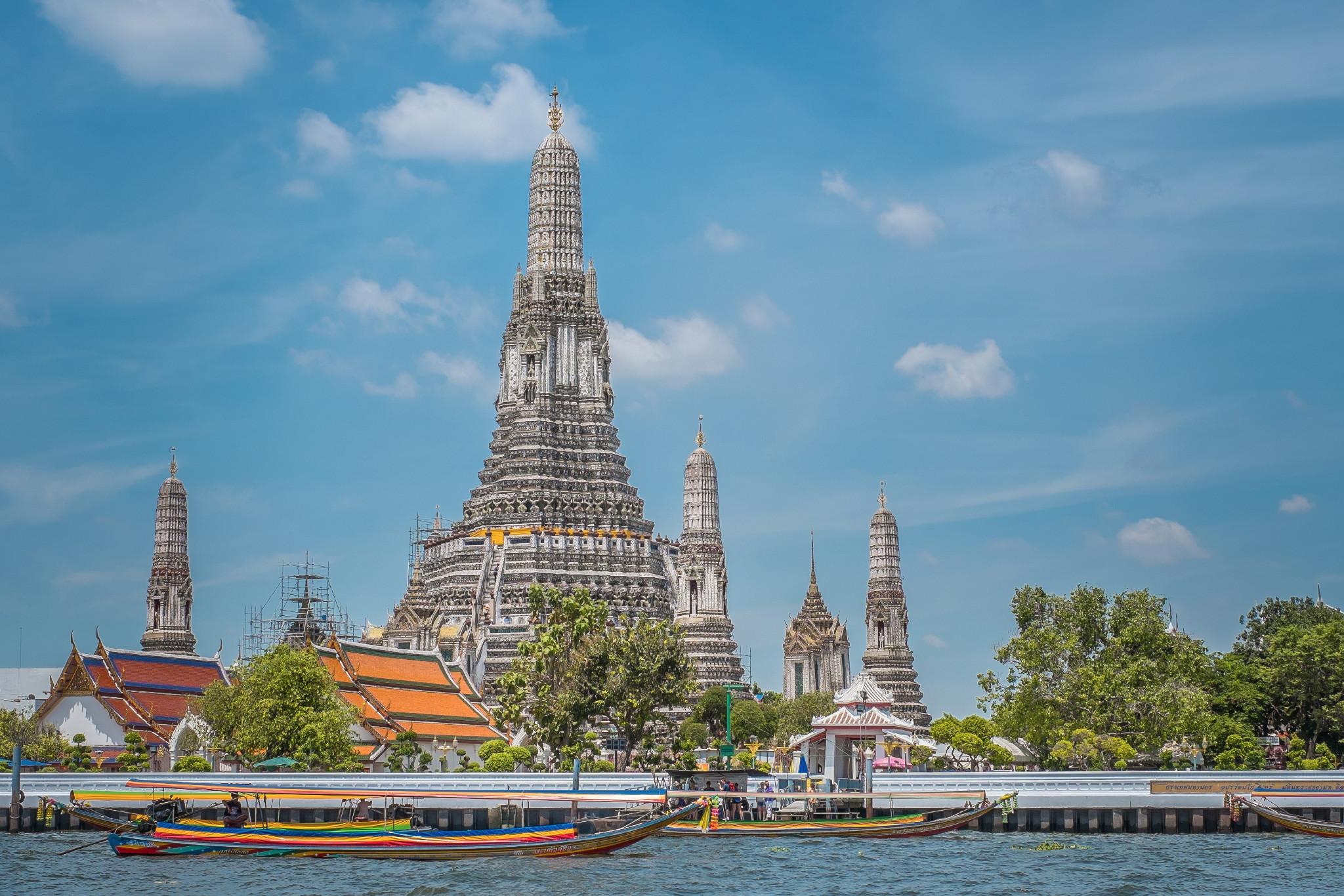 曼谷的另类打开方式,这样的曼谷你一定没见过