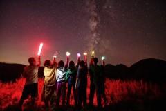 探星小分队的首次探险