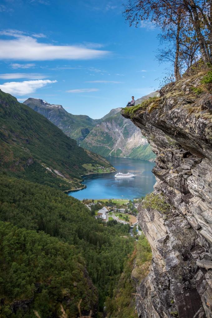 彩虹帮助_上帝的故乡,挪威北欧7日自驾峡湾及国家风景公路详细攻略,挪威 ...