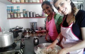 印度娱乐-Queen Café 烹饪课程