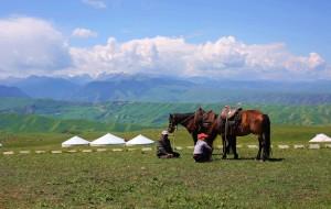 【特克斯图片】祖国那么大,我想去看看——塞外江南新疆伊犁六月赏花游