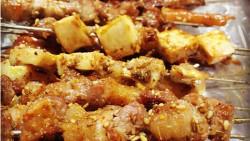 哈尔滨美食-老味烧烤