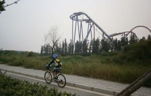 【松江图片】单车环岛前传之  再战佘山