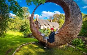 【爱丁堡图片】小马哥带你英国自由行(巴斯、牛津、科茨沃尔德、湖区、苏格兰高地、伦敦)
