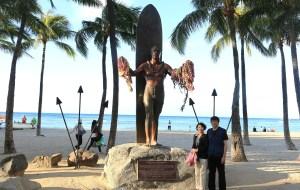 【檀香山图片】夏威夷怀旧④檀香山波利尼西亚中心- 我的世界旅之梦系列