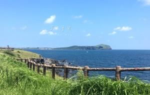 【西归浦图片】逃离38℃,偶遇蓝色薄荷海