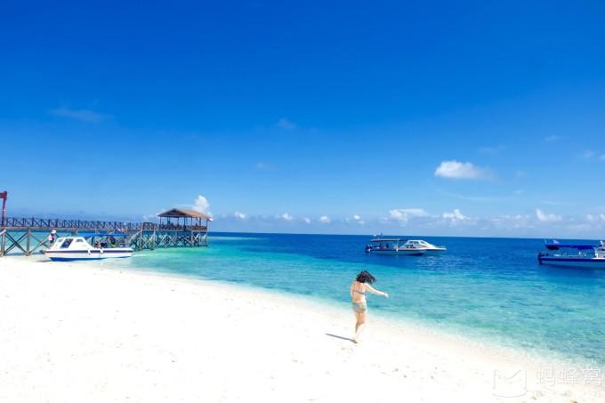 阳光!海浪!沙滩!不只在梦里见到你~关键词:沙巴,,岛!