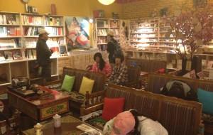 拉萨娱乐-天堂时光旅行书店(北京东路店)