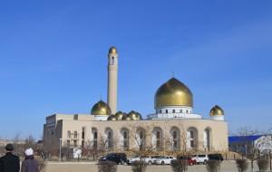【哈萨克斯坦图片】阿克套印象