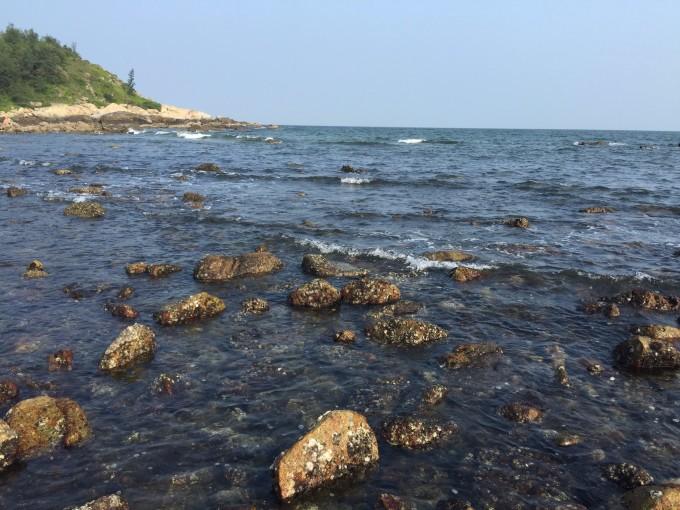 阳江,海陵岛,两天一夜浪呀浪!
