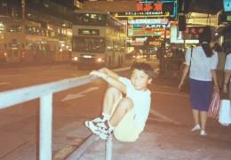 1996年的一张照片,请大家帮我看看这是在香港什么地方拍的