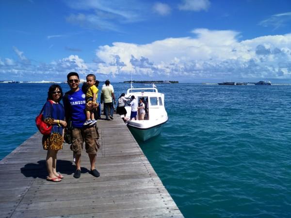 马尔代夫蒂纳杜岛原生态浪漫之旅