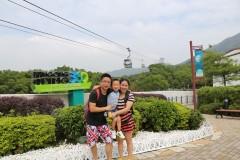 香港亲子游---迪斯尼乐园+大澳+南丫岛