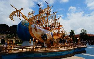 【上海迪士尼度假区图片】【亲子游】日本东京迪士尼乐园+海洋(Land,Sea)+大阪环球影城+上海迪士尼乐园游玩攻略