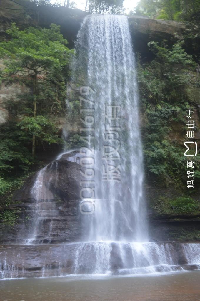 2015.11重庆江津四面山游