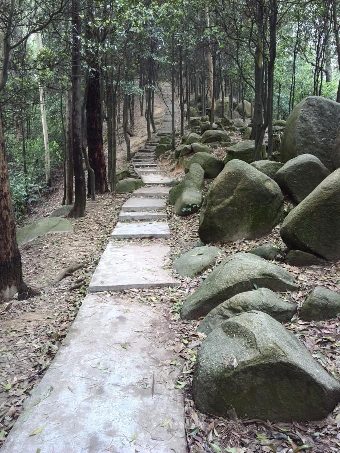 广州订火车票_徒步火炉山,广州旅游攻略 - 马蜂窝