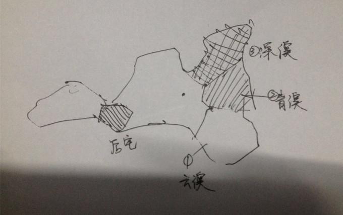 素描烟花画法步骤