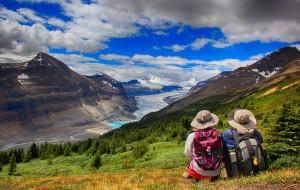 【维多利亚图片】拾遗冰河世纪留下的碎片,远足Banff, Jasper和Glacier NP
