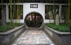 【扬州图片】个园-春夏秋冬有异趣