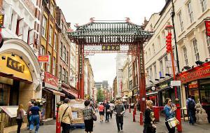 英国美食-伦敦唐人街