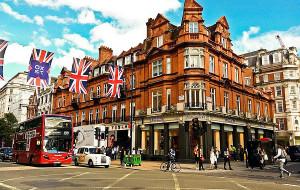 英国购物-牛津街