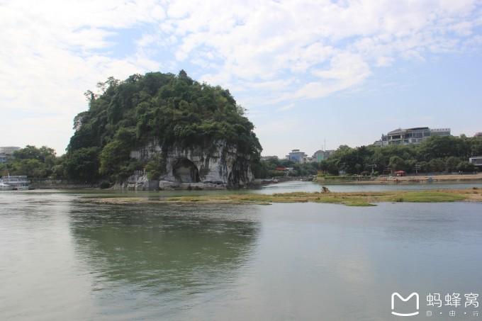 漓江象山风景图片