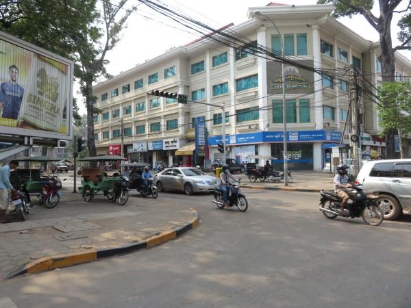 微笑 旅行 高棉/人在囧途之回家难