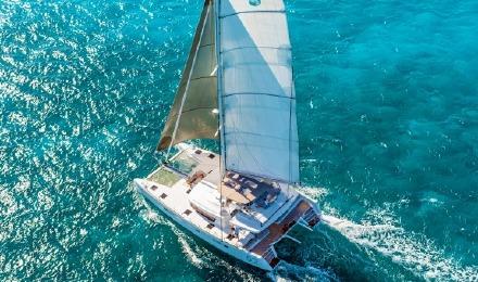 普吉岛蜜月岛 双体帆船/快艇看海豚之旅