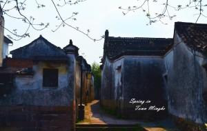 【慈溪图片】#游记小赛# 春之古镇——鸣鹤(家人闲游一日记)