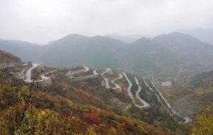 【青州图片】青州仰天山、柿子沟