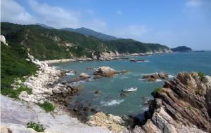 【东西冲图片】深圳最美海岸线 — —东西冲徒步穿越最强攻略