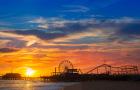 洛杉矶市区深度一日游(洛杉矶老城+圣塔莫妮卡海滩+盖蒂中心+比佛利山庄+罗迪欧大道+市政厅+LA Plaza历史街区)