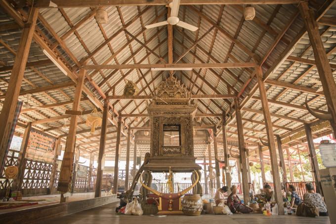 非著名景點打卡偏執狂的自我救贖 — 泰國伊森地區行記 155