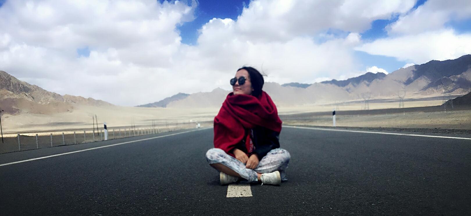 独自去旅行'穿越大西北 青海甘肃七日游环线游