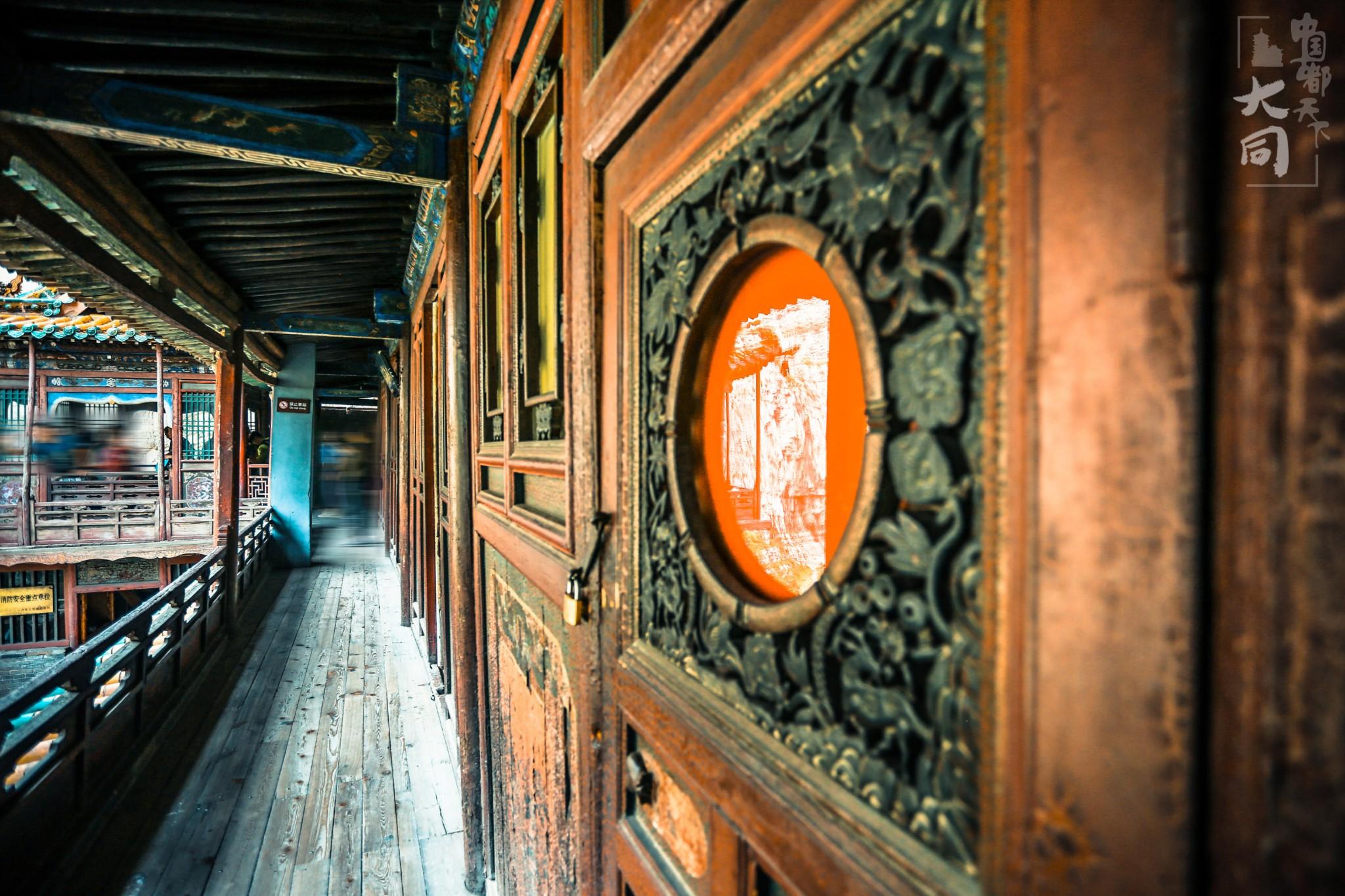 ShanXi DaTong Hanging Temple
