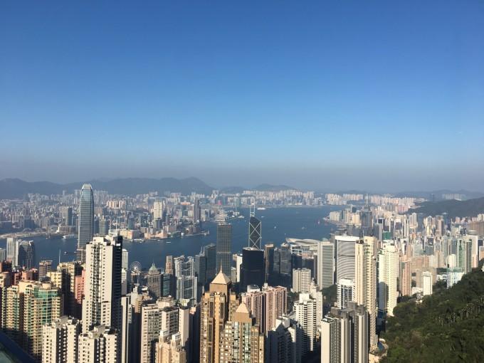 香港旅游人均_香港旅游