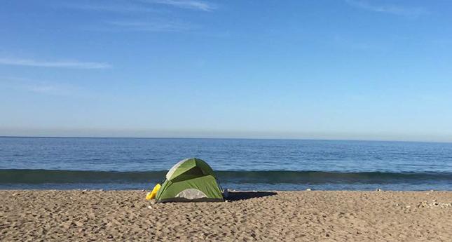 海边露营注意事项