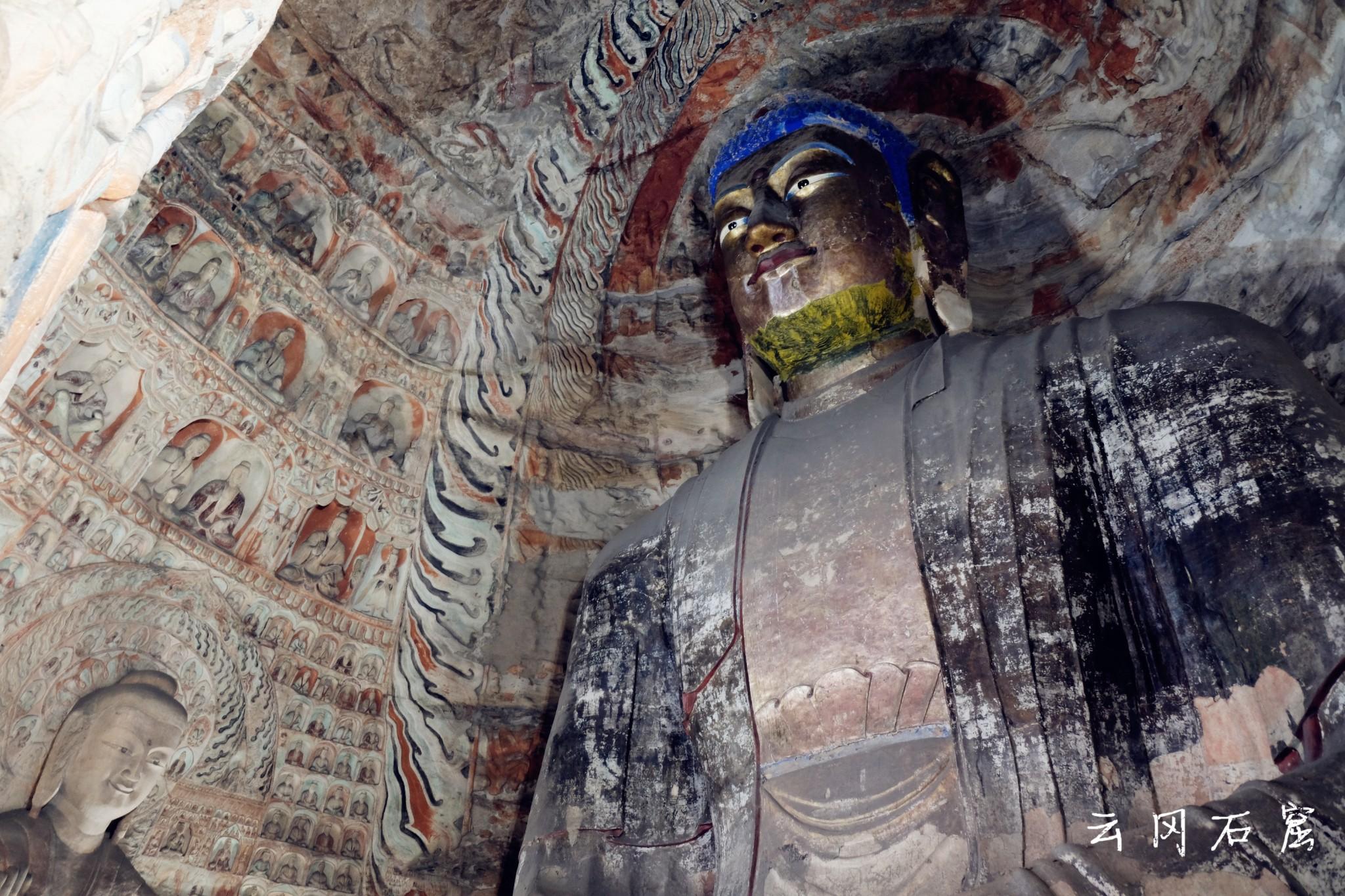 DaTong Yungang Grottoes tours