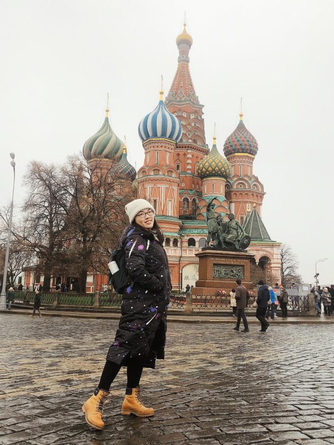 俄羅斯自助遊攻略
