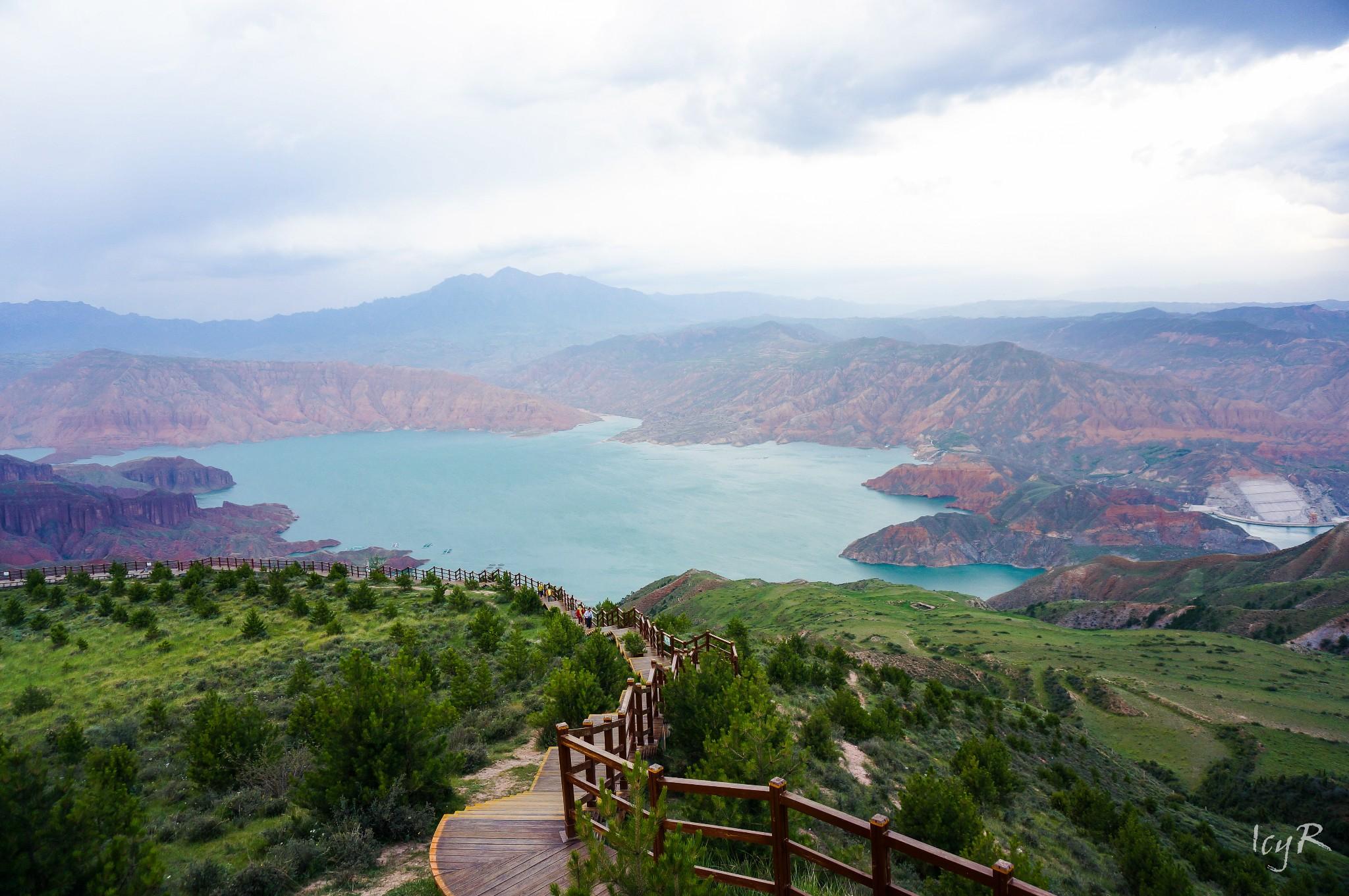 QingHai KanBuLa national park