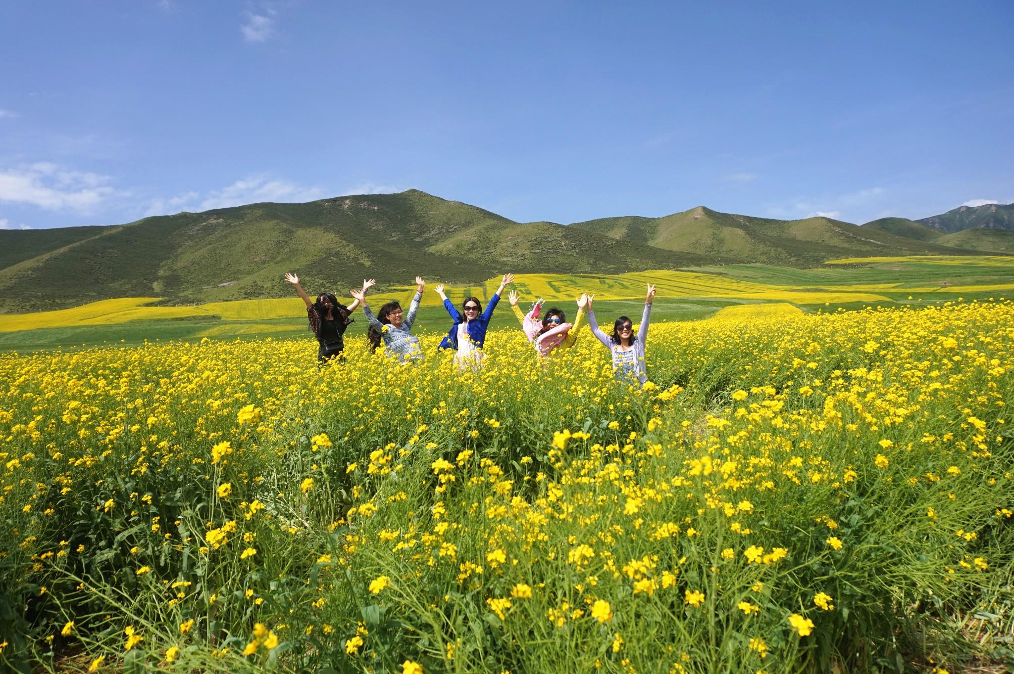 Qinghai Jade Lake Tour
