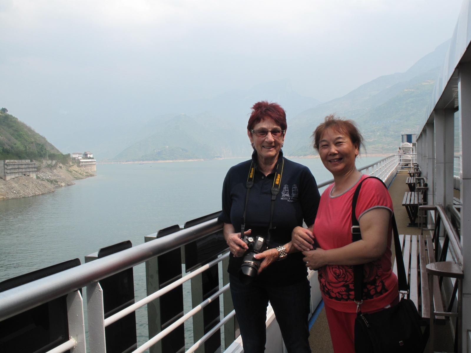 yangtze river cruise:century sun